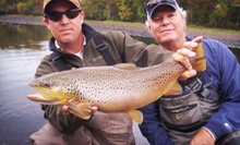 $129 for a Four-Hour Guided Fly-Fishing Trip on Lake Taneycomo for Two from Flys and Guides ($275 Value)