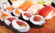 Sushi and Japanese Cuisine for Two or More or for Four or More at Mino Japanese Restaurant &amp; Sushi Bar (Up to 52% Off)