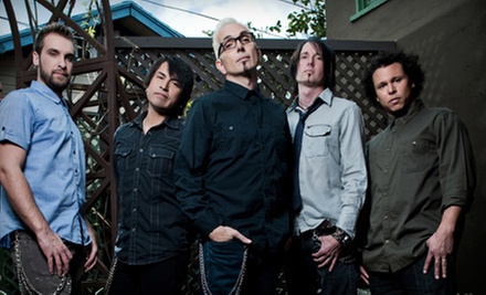 Everclear, Live, Filter, and Sponge at Red Hat Amphitheater on Friday, May 31 at 7:30 p.m. (Up to 49% Off)