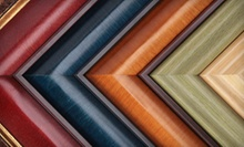 $40 for $100 Worth of Custom Framing at Framers Edge