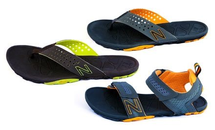 New Balance Men's Minimus Thongs and Sandals.