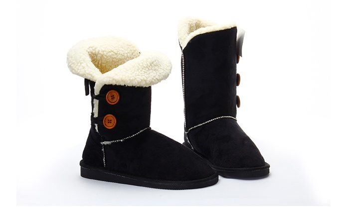 Groupon Goods: $39.99 for a Pair of Stimula Winter Boots for Women (Delivery Included), 64% Off