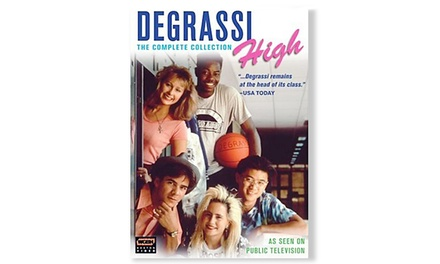 Degrassi High: The Complete Collection on DVD