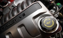Oil-Change Packages at Brooks-Huff Tire & Auto Centers (Up to 81% Off). Three Options Available.