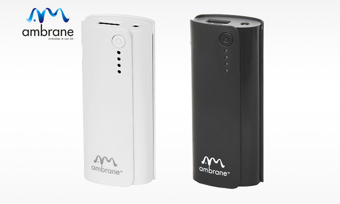 Rs.499 for an Ambrane Power Bank OR Rs.699 for a Combo. Choose from 4 Options