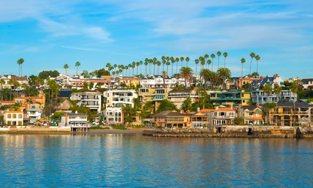 Stay with Bike Rentals for Two at Best Western Plus Newport Beach Inn in Newport Beach, CA. Dates into October.