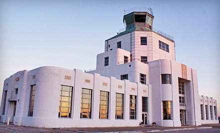 Visit for Two, Four, or Six to The 1940 Air Terminal Museum (Up to Half Off)