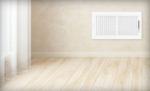 Air-Duct Cleaning with Option of Dryer-Vent Cleaning from Carpet Rescue Plus (Up to 85% Off)