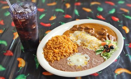 $10 for $20 Worth of Tex-Mex Food at Marianito's Extreme Tex-Mex Grill