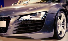 Gold Detailing and Inspection for a Coupe, Sedan, SUV, or Truck at We Care Auto Body Collision Center (Up to 76% Off)