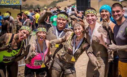$29 for 5K Obstacle-Course Entry on Saturday, August 17 from Mud Factor ($65 Value)