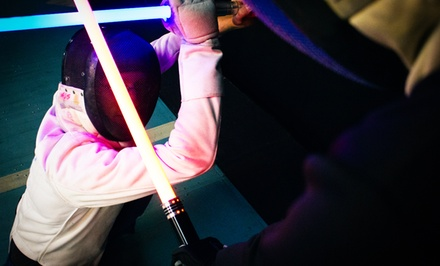 Four or Eight Introductory Lightsaber Classes at Royal Arts Fencing Academy (Up to 69% Off)