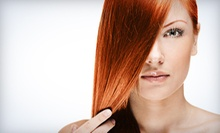 $99.99 for an Inova Keratin Treatment at Salon Von De Beauty Bar ($300 Value)