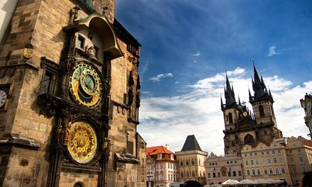 Hotel Svornost — Praga: 2, 3 ou 4 noites para dois com pequeno-almoço e opção de jantar de boas-vindas desde 59€