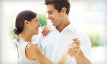 Dance-Lesson Packages for an Individual or Couple at Arthur Murray Dance Studio (Up to 80% Off). Two Options Available.