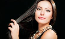 $99 for a Keratin Smoothing Treatment at Harmony Salon (Up to $350 Value)