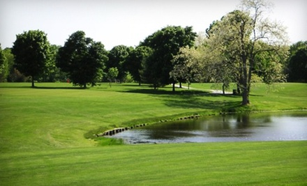All-Day Golf for Two or Four Including Cart and Range Balls at Great River Road Golf Club (53% Off)