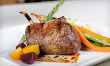 $17 for $35 Worth of French and Continental European Fare at La Cote Basque in Gulfport