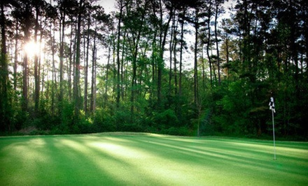 Two or Four Rounds of Golf at Each of Three Courses from Gantz Management Group (Up to 61% Off)