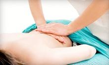 60- or 90-Minute Chiropractic Massage with Scan at Longevity Wellness Group (Up to 75% Off)