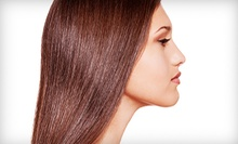 One or Two Keratin Treatments at HAIR by Syreeta J in Allen (Up to 59% Off)