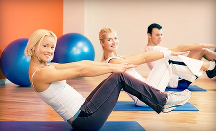 $29 for 10 Pilates Classes with Props at Believers Fitness ($100 Value)