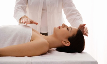 Massage or Therapy Session at WitchyReiki and Massage (48% Off). Three Options Available.