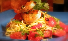 Italian Cuisine for Dinner SundayThursday or FridaySaturday or Lunch at Asiago's (Half Off)