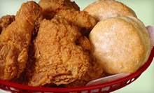 $10 for $20 Worth of Chicken at The Chicken Barn. Two Locations Available.