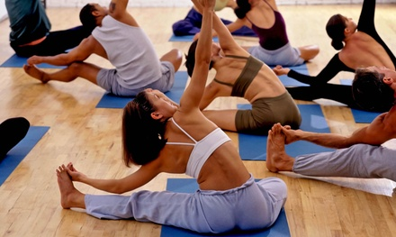 10 Yoga Classes or One Month of Unlimited Classes at Sattva Yoga (Up to 78% Off)