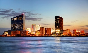 Stay with Included Resort Fee and Optional Drinks at The Claridge Hotel in Atlantic City, NJ. Dates into February 2018.