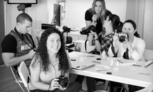 $59 for Three-Hour Beginner Photography Workshop at Photo Workshops Studios ($150 Value)