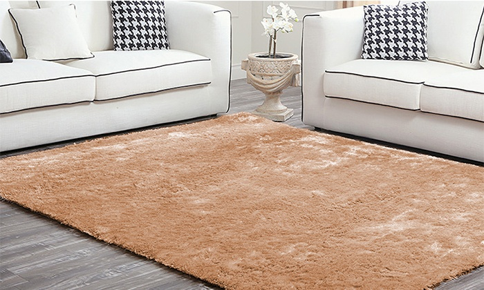 Groupon Goods: $99.99 for a Shaggy Rug (Delivery Included), 47% Off