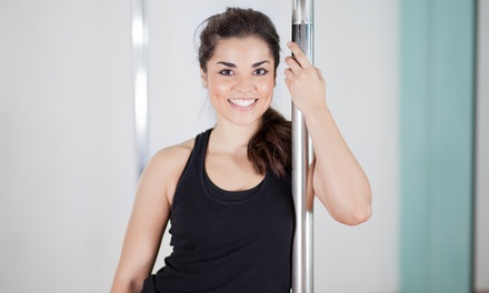 90-Minute Introductory Pole-Dancing Class, or Eight Weeks of Classes at Tease Dance and Fitness (63% Off)