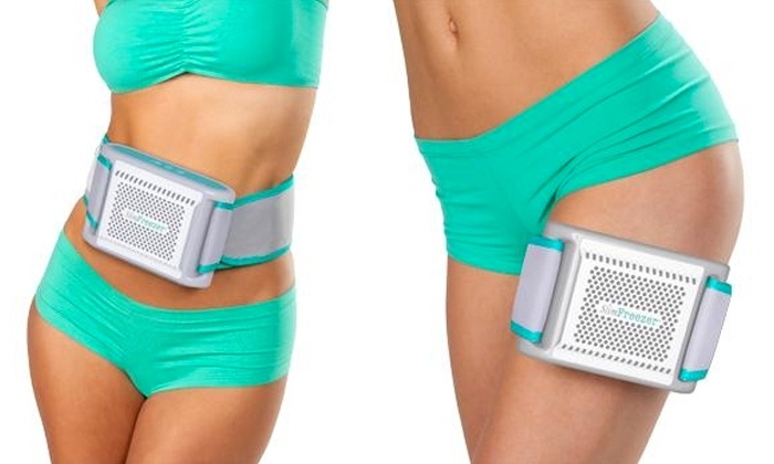 groupon goods: Slim Freeze Weight Loss System for R1699.99 Including Delivery (51% Off)