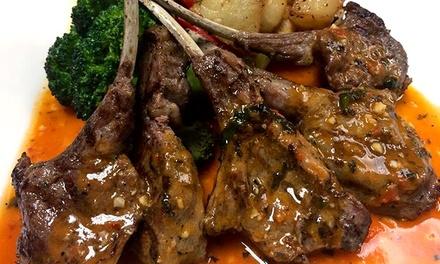 Italian Cuisine for Dinner at Fiorentino's Cucina Italiana (Up to 50% Off)