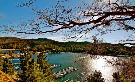 groupon daily deal - 2- or 3-Night Stay for Up to 10 at Arrowhead Retreats in Lake Arrowhead, CA. Combine Multiple Nights.