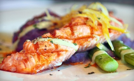 $20 for $40 Worth of Seafood and Steak Dinners at O'Brien's Bistro