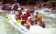 Half-Day Whitewater-Rafting Trip for One, Two, or Four at Sunburst Adventures (Up to 56% Off)