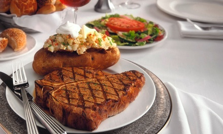 American Meal with Wine or Beer for Two or Four at The RendezVu Restaurant (50% Off)