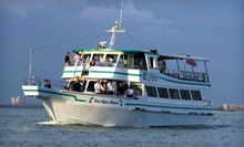 "Two-Hour Dolphin Tour or Sunset Party Cruise for One or Two on The ""Fort Myers Princess"" (52% Off)"