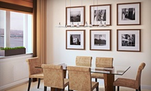 $39 for $100 Worth of Custom Framing at Creative Framing &amp; Mirrors