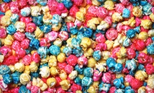 Candy and Popcorn or Deluxe Popcorn Gift Box at PJ's Popcorn (Half Off)