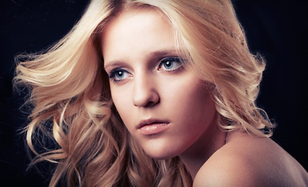 Haircut and Choice of Hair Treatment with Optional Partial or Full Highlights at Creations by Christina (Up to 61% Off)