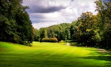 One Day of Unlimited Golf with Cart Rental for Two at Cameron Hills Golf Links (Up to 64% Off). Two Options Available.