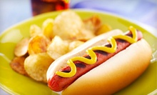 $5 for $10 Worth of Casual American Fare at Jody's Hot Dogs in Joliet