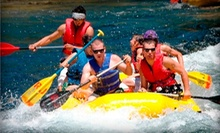 Self-Guided Tandem Kayaking for Two or Rafting for Up to Six on Stanislaus River from River Journey (Up to 55% Off)