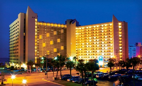 Stay at Ocean Reef Resort in Myrtle Beach, SC, with Dates into August