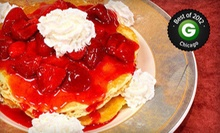 Breakfast MondaySaturday or Sunday at Southern Belle's Pancake House Restaurant (Up to 53% Off)