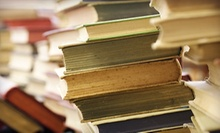 Used Books at Elgin Books and Coffee (Up to 52% Off). Two Options Available.